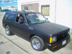 curts 1985 GMC Jimmy