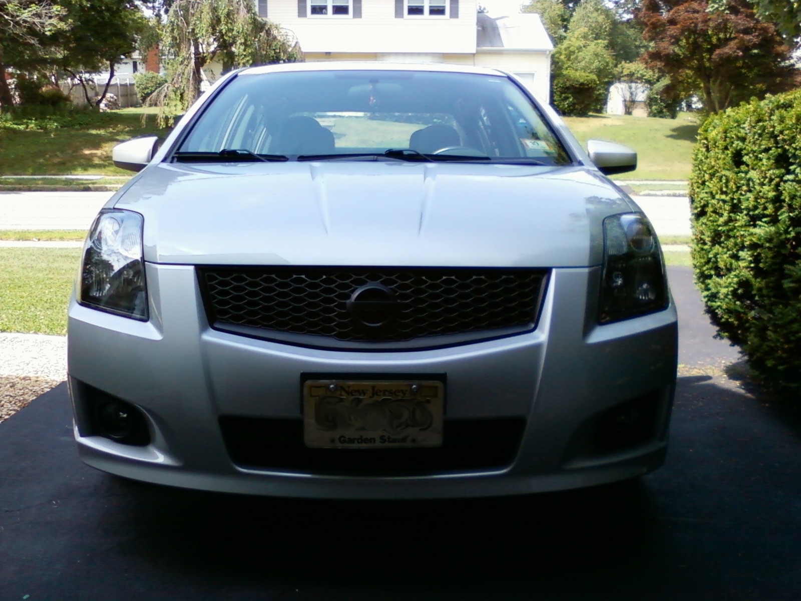 Another SE4520 2008 Nissan Sentra post... - 14411843