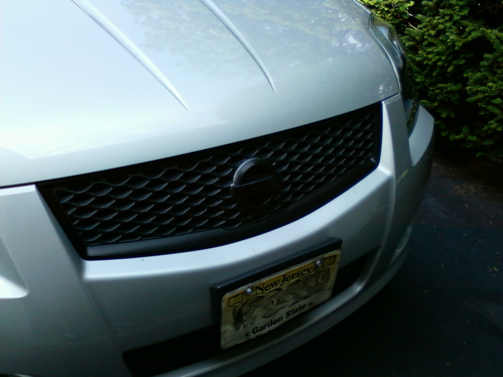 Another SE4520 2008 Nissan Sentra post... - 14411844