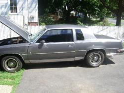 COROPORATEs 1987 Oldsmobile Cutlass