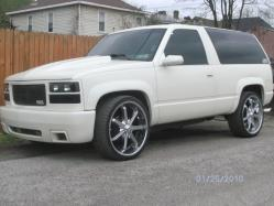 krookidwayzs 1995 Chevrolet Tahoe