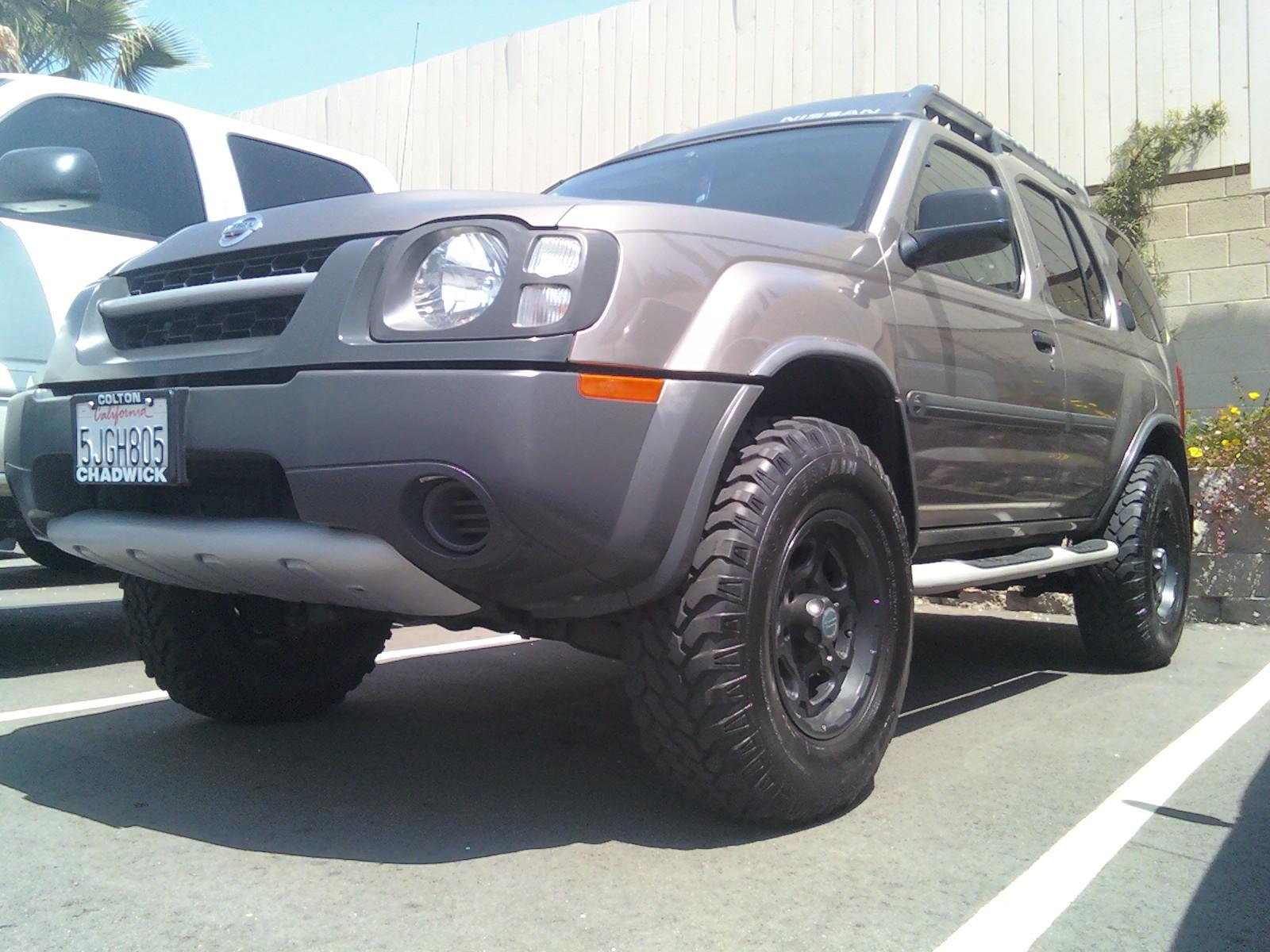 rx7sracer 2004 Nissan Xterra Specs s Modification