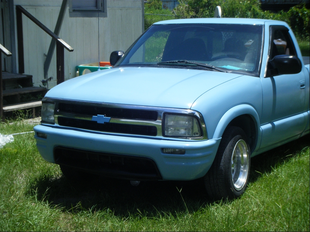 Blazer To Envoy Forum Chevy Forums Bravada Wire Harness The Bumper Is Awesome Like On This S10