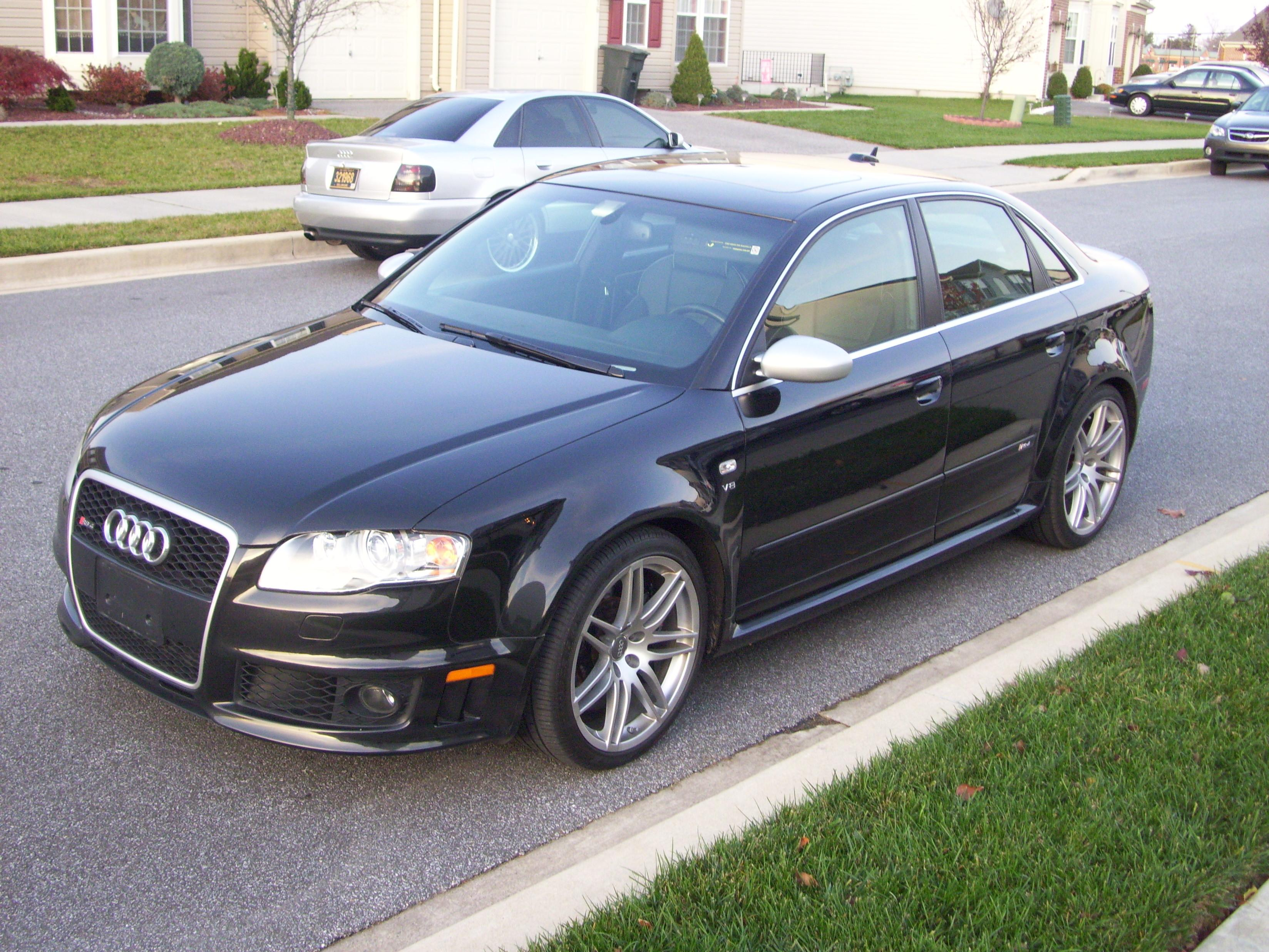 Another EvanRS4 2007 Audi RS 4 post... - 14414223