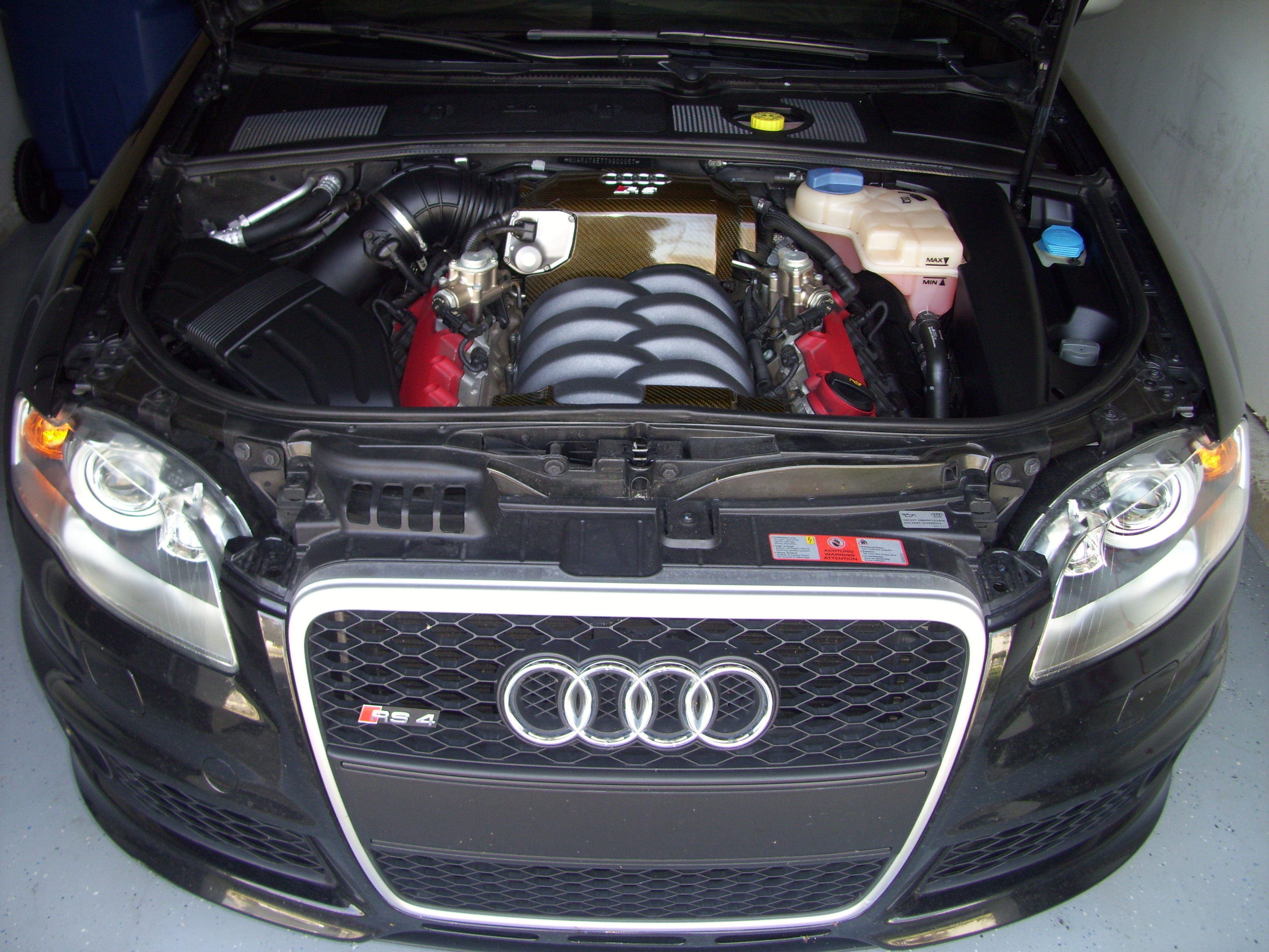 Another EvanRS4 2007 Audi RS 4 post... - 14414229