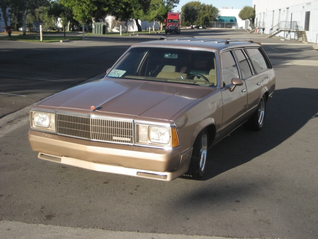 Another nowukno 1980 Chevrolet Malibu (Classic) post... - 14413321