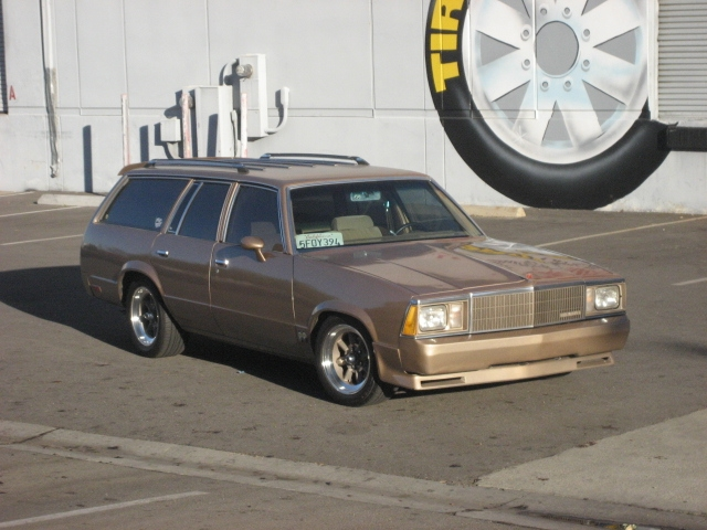 Another nowukno 1980 Chevrolet Malibu (Classic) post... - 14413326