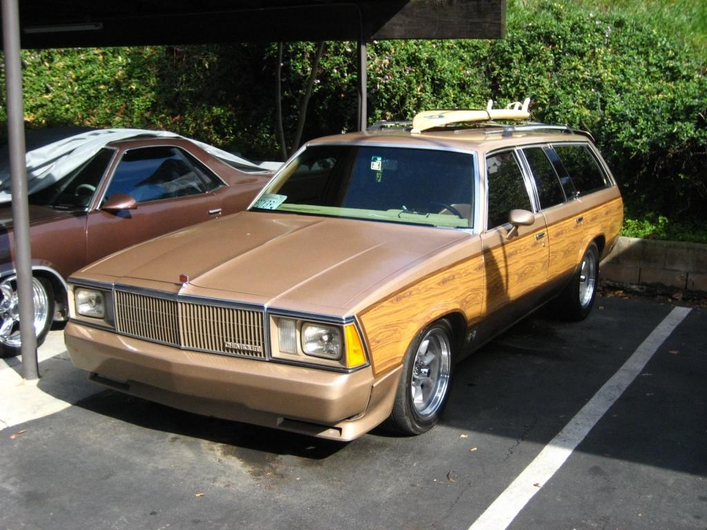 Another nowukno 1980 Chevrolet Malibu (Classic) post... - 14413349