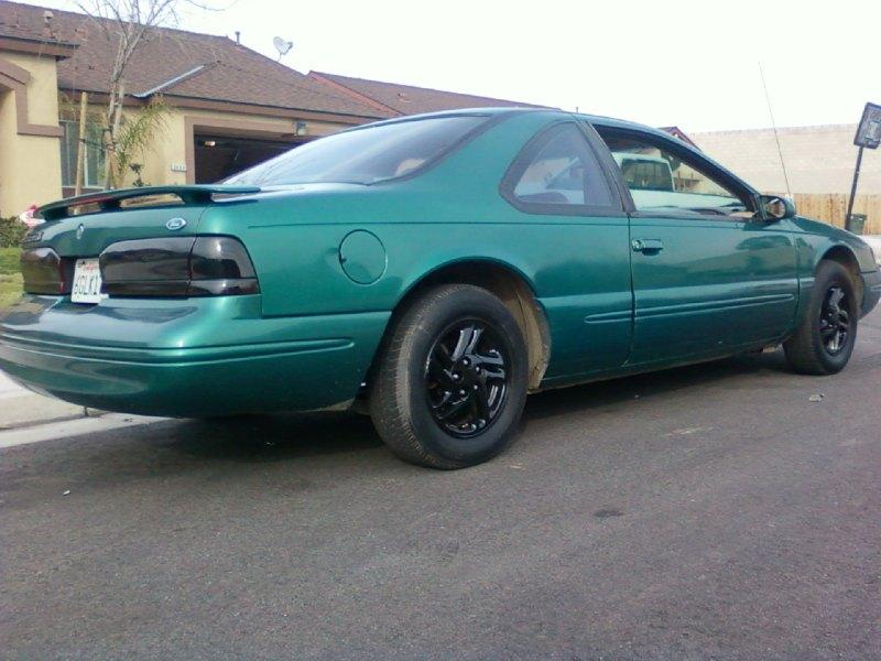 97babyhulk 39 s 1997 ford thunderbird lx coupe 2d in. Cars Review. Best American Auto & Cars Review