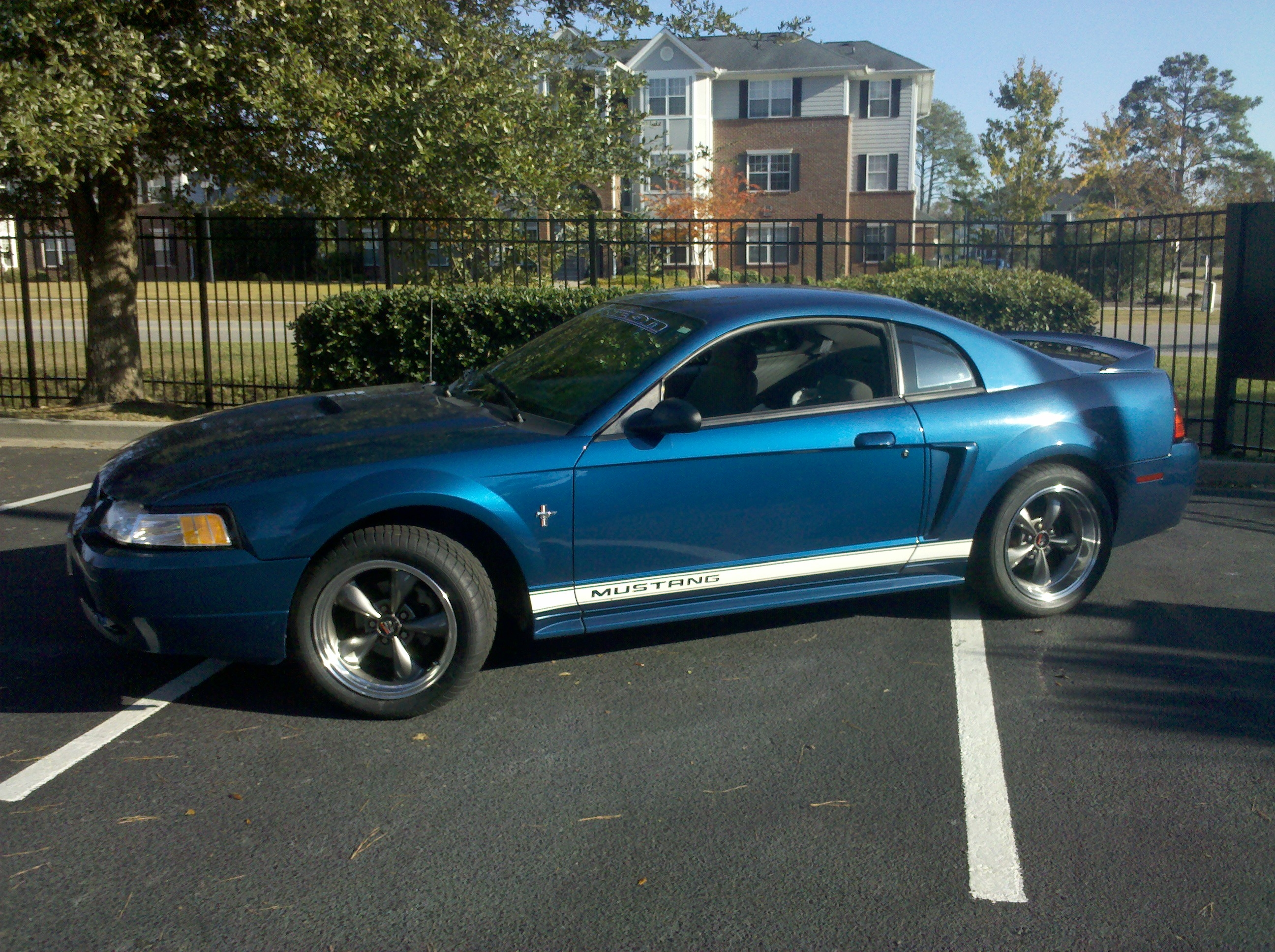 sonic v6 stang 2000 ford mustangcoupe 2d specs photos modification info at cardomain. Black Bedroom Furniture Sets. Home Design Ideas