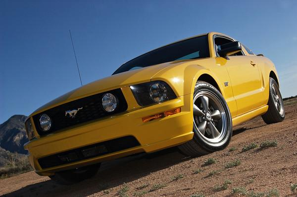 Another woosh 2006 Ford Mustang post... - 14415274
