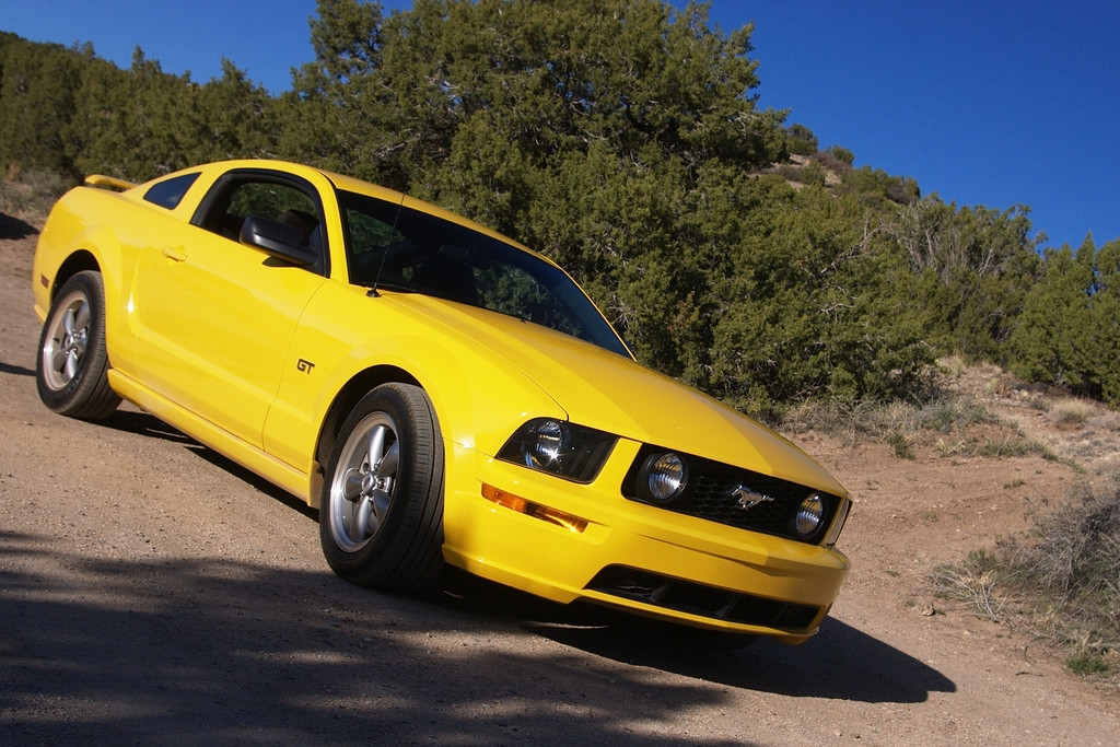 Another woosh 2006 Ford Mustang post... - 14415275