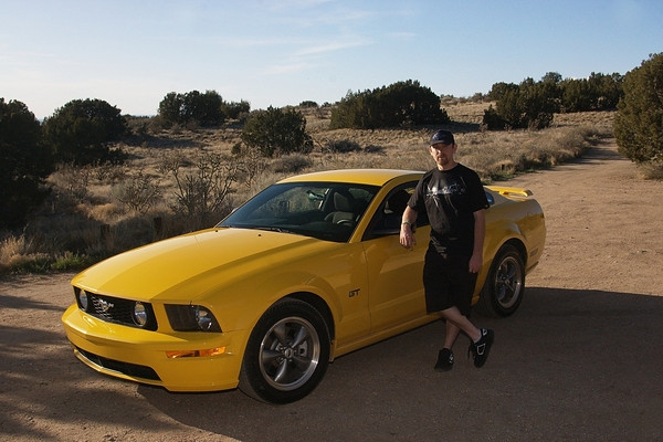 Another woosh 2006 Ford Mustang post... - 14415276