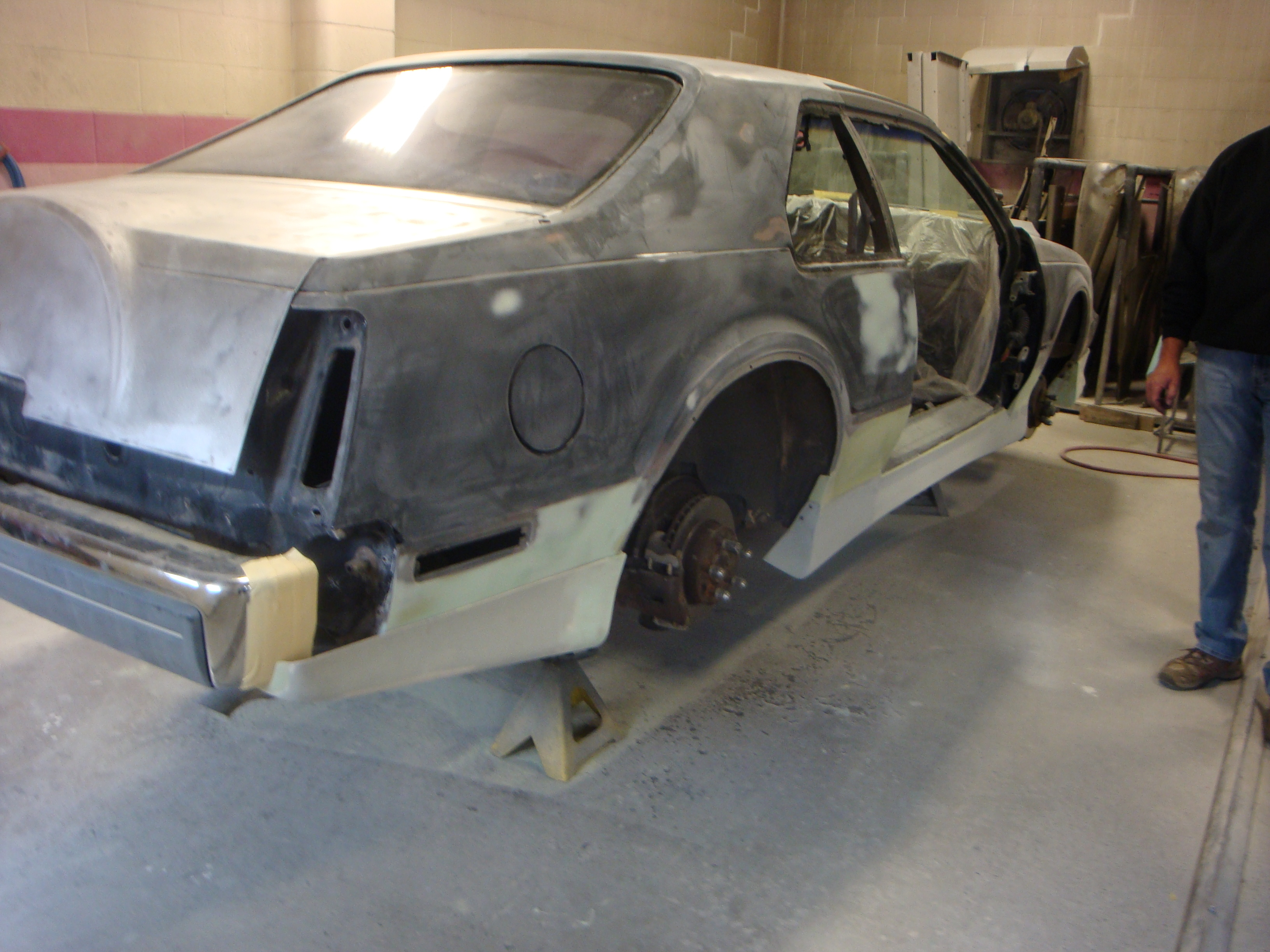 Another MattDowhan 1989 Lincoln Mark VII post... - 14413437