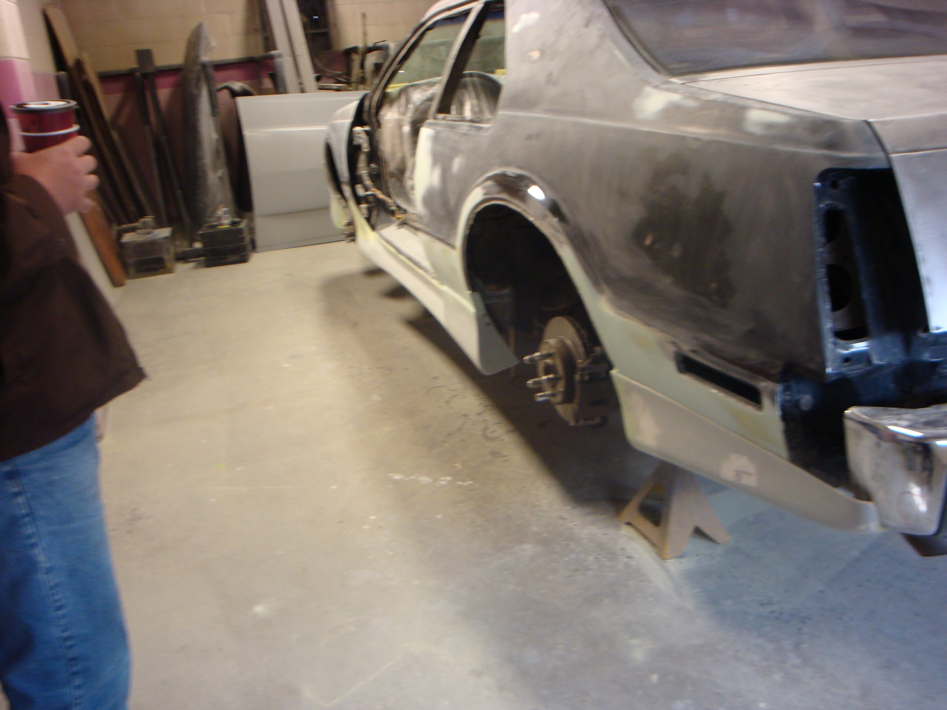 Another MattDowhan 1989 Lincoln Mark VII post... - 14413438