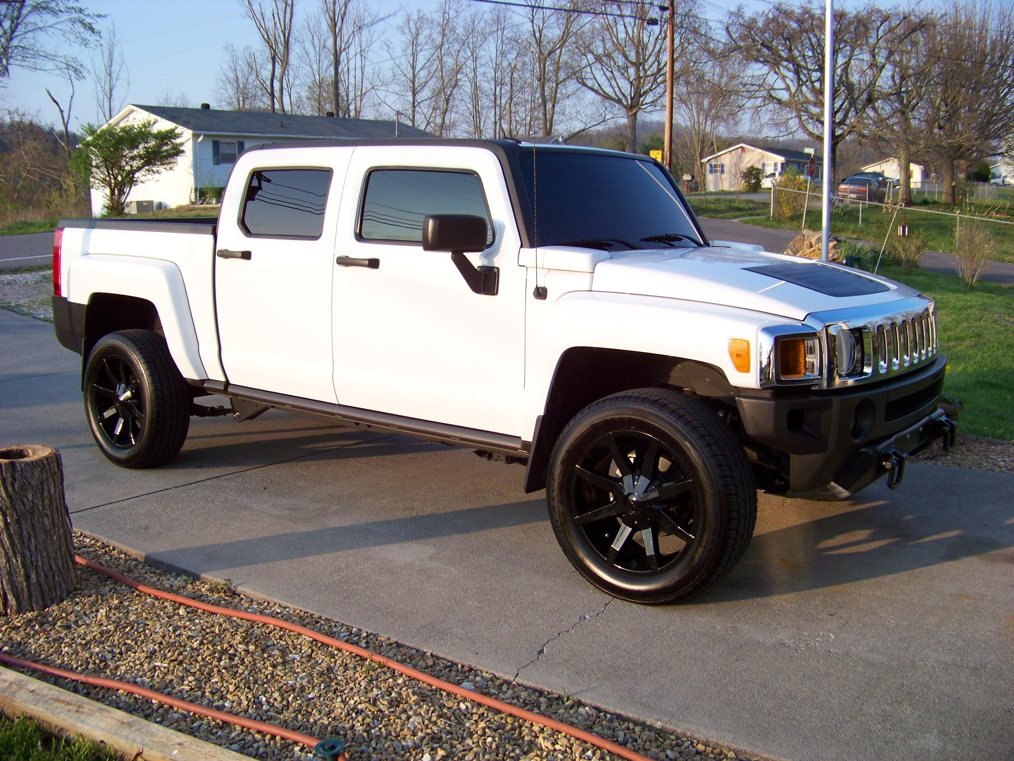 Hummer H3t 2009 Hummer H3t Specs Photos Modification