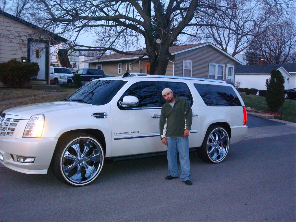elcentenario 39 s 2007 cadillac escalade esv in il. Cars Review. Best American Auto & Cars Review