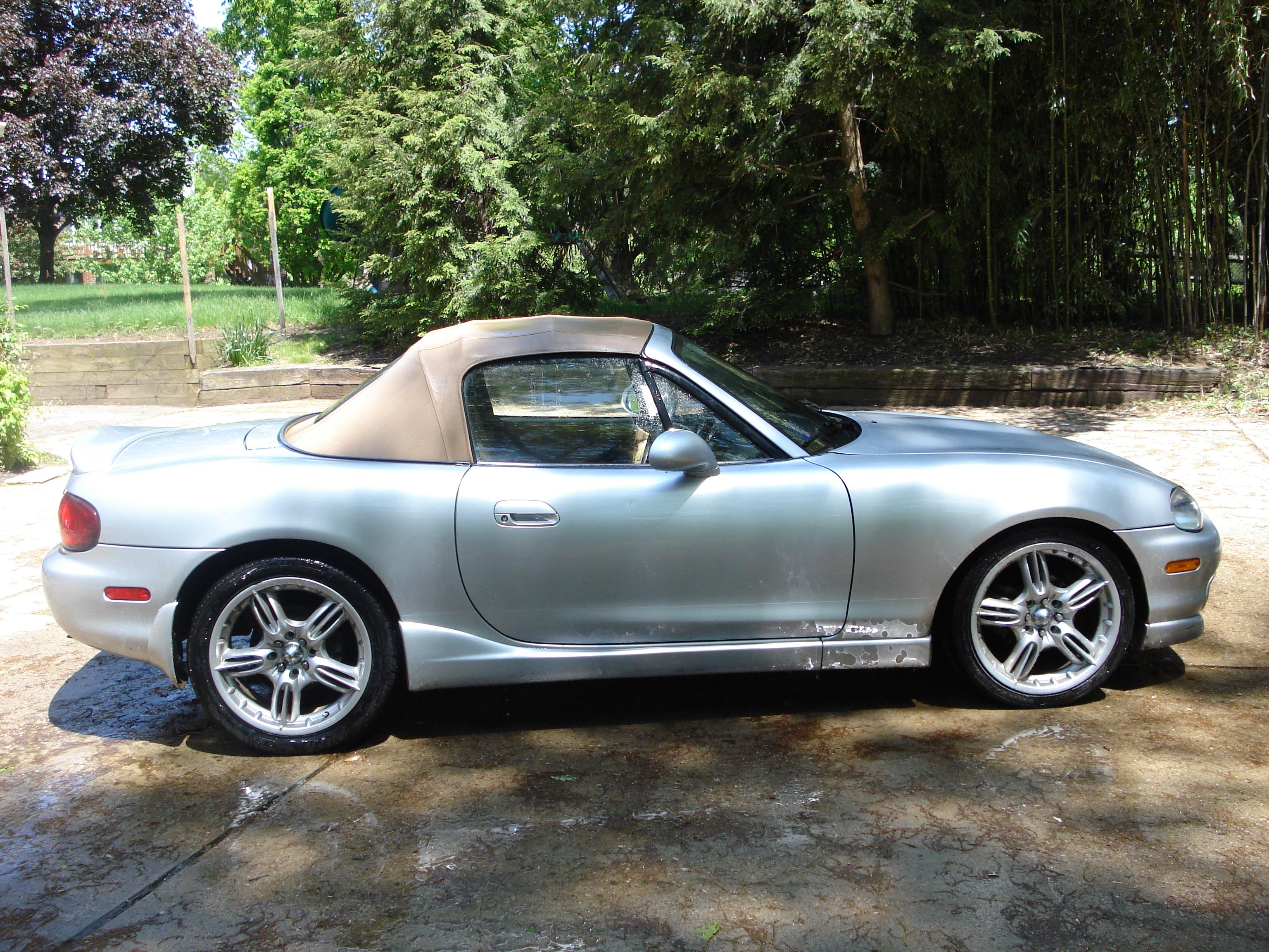 fredortho 1999 mazda miata mx 5 specs photos. Black Bedroom Furniture Sets. Home Design Ideas