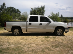 05ChevSilverados 2005 Chevrolet Silverado 1500 Crew Cab