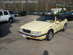 yellowdog24 1989 Chrysler TC