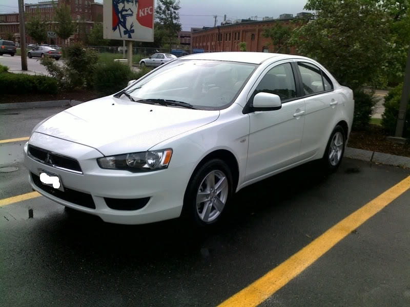 waldoelx7241 39 s 2009 mitsubishi lancer es sedan 4d in worcester ma. Black Bedroom Furniture Sets. Home Design Ideas