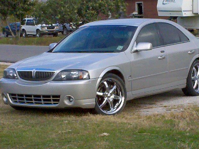 985ryda 2004 Lincoln Ls Specs Photos Modification Info