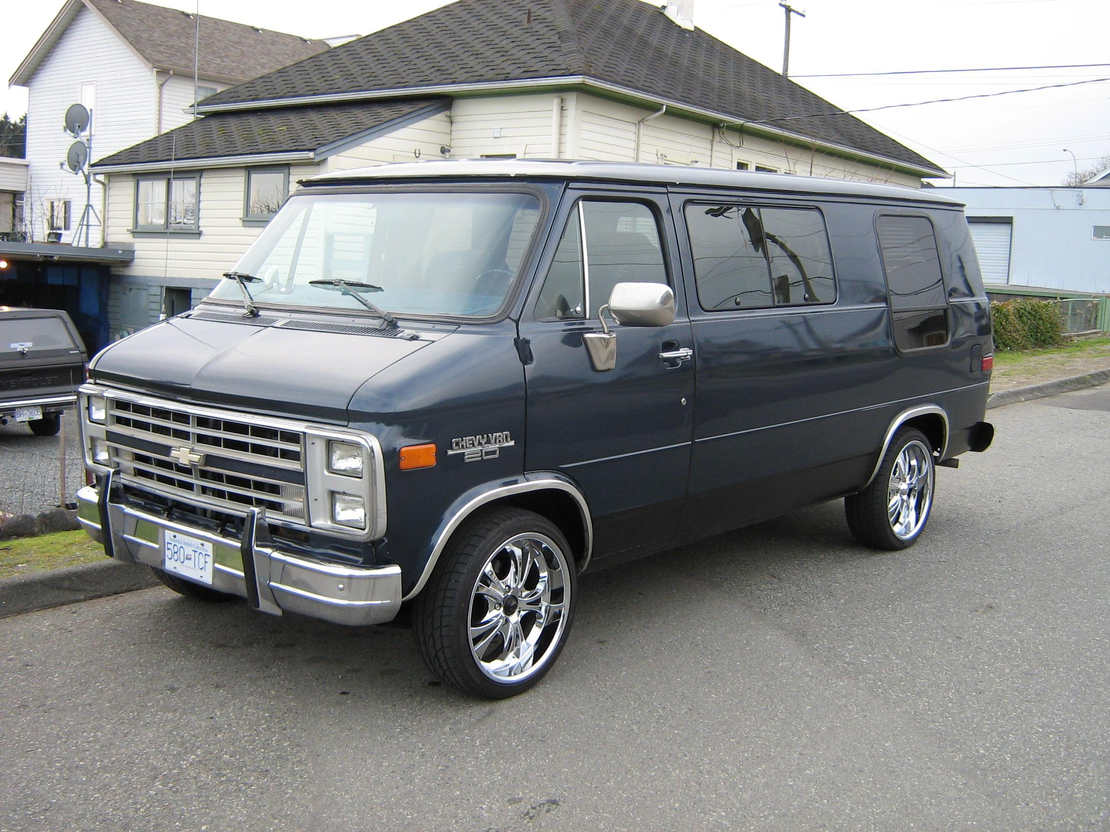 Another richie6banger 1987 Chevrolet G-Series 1500 post... - 14417273