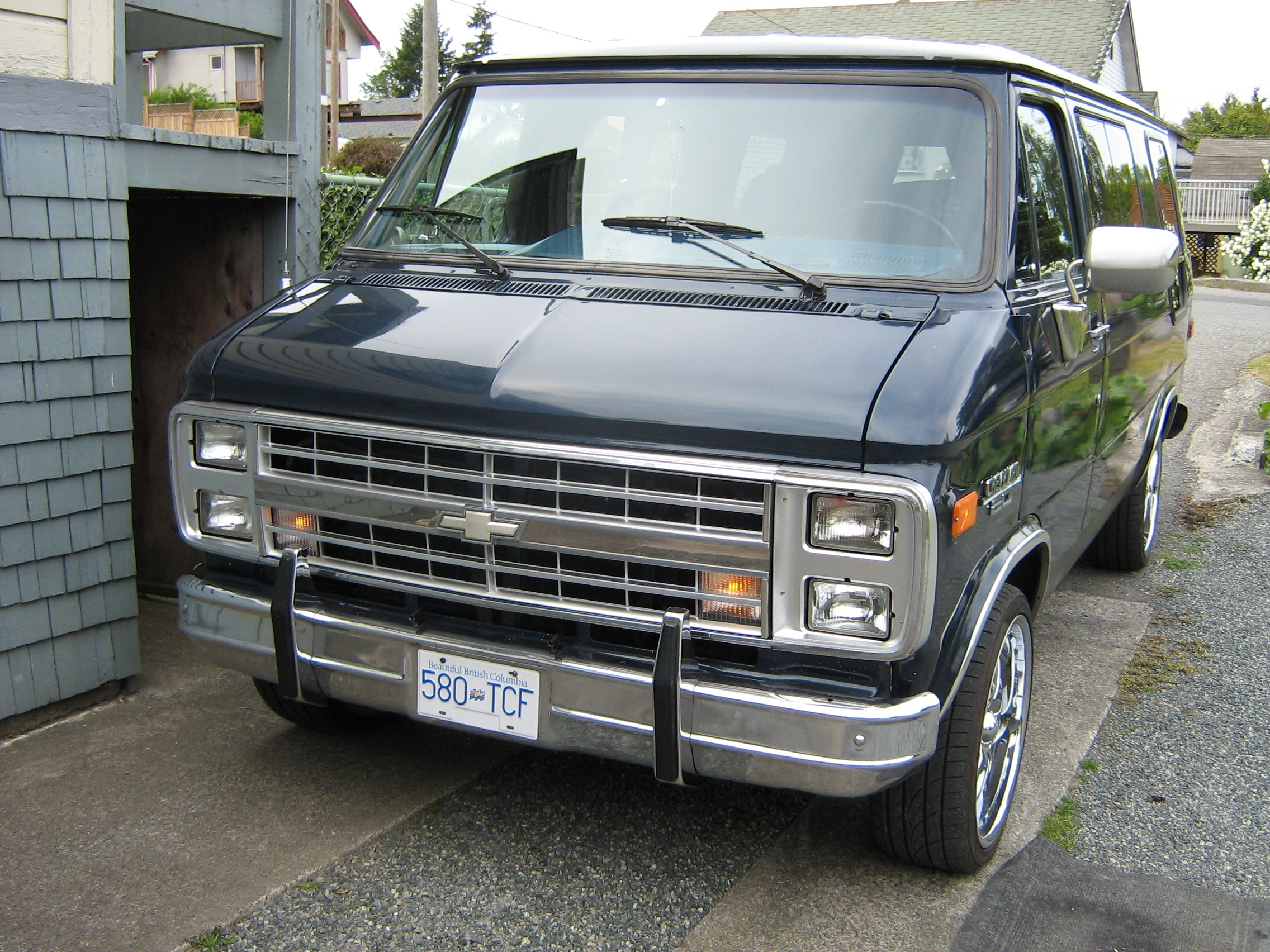 Another richie6banger 1987 Chevrolet G-Series 1500 post... - 14417277