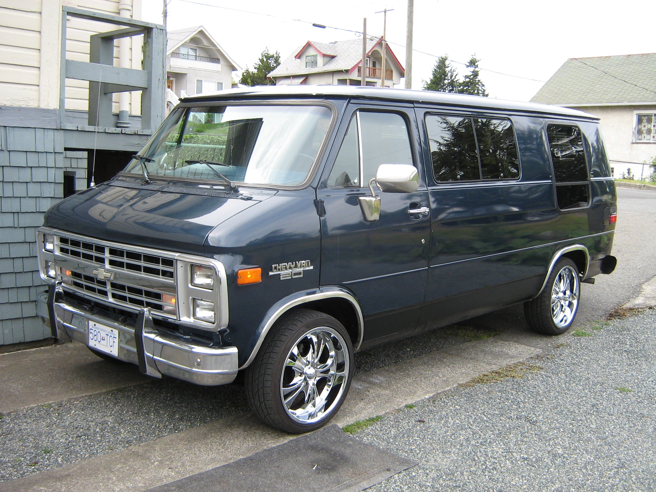 Another richie6banger 1987 Chevrolet G-Series 1500 post... - 14417278