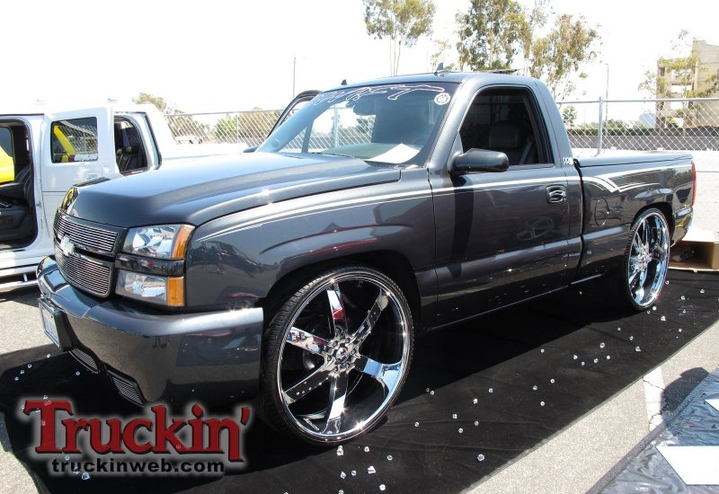 Another Roln28s 2006 Chevrolet Silverado 1500 Regular Cab post... - 14417335