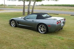 LowBagNs 2003 Chevrolet Corvette