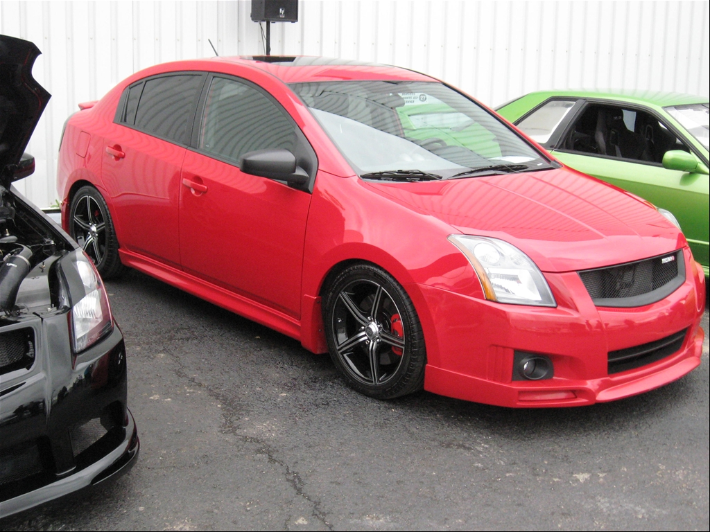 2009 nissan sentra spoiler submited images