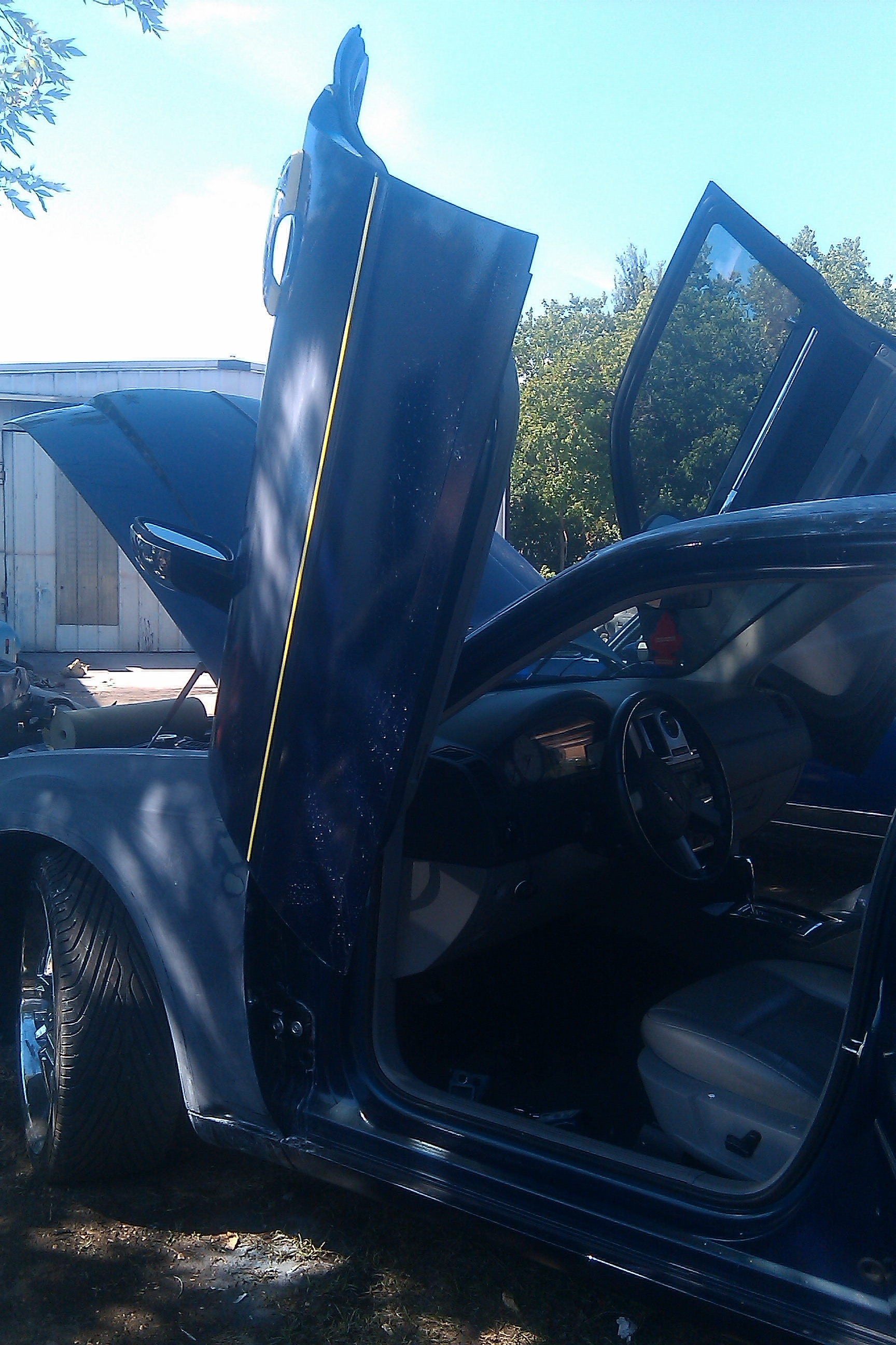 Another sweet502 2006 Chrysler 300 post... - 15309009