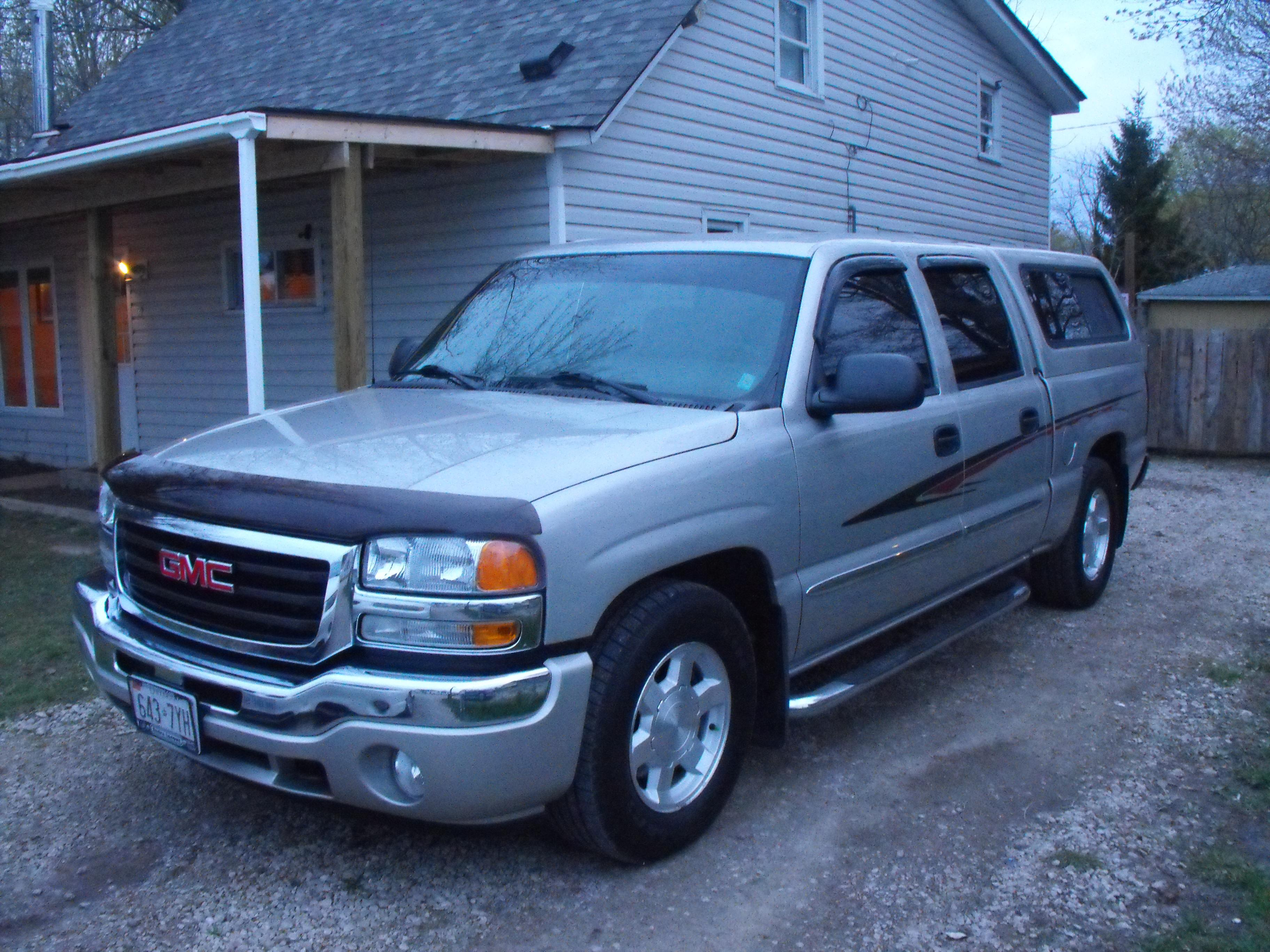 tamcam01 2005 gmc sierra 1500 crew cab specs photos modification info at cardomain. Black Bedroom Furniture Sets. Home Design Ideas