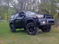 2010 4Runner Trail