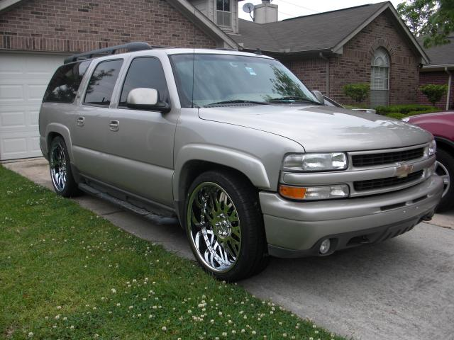 HOUSTON TEXAS 2006 Chevrolet Suburban 1500