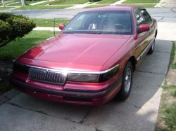 Stack-Eazy's 1994 Mercury Grand Marquis