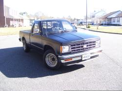 blackbird24s 1982 Chevrolet S10 Regular Cab