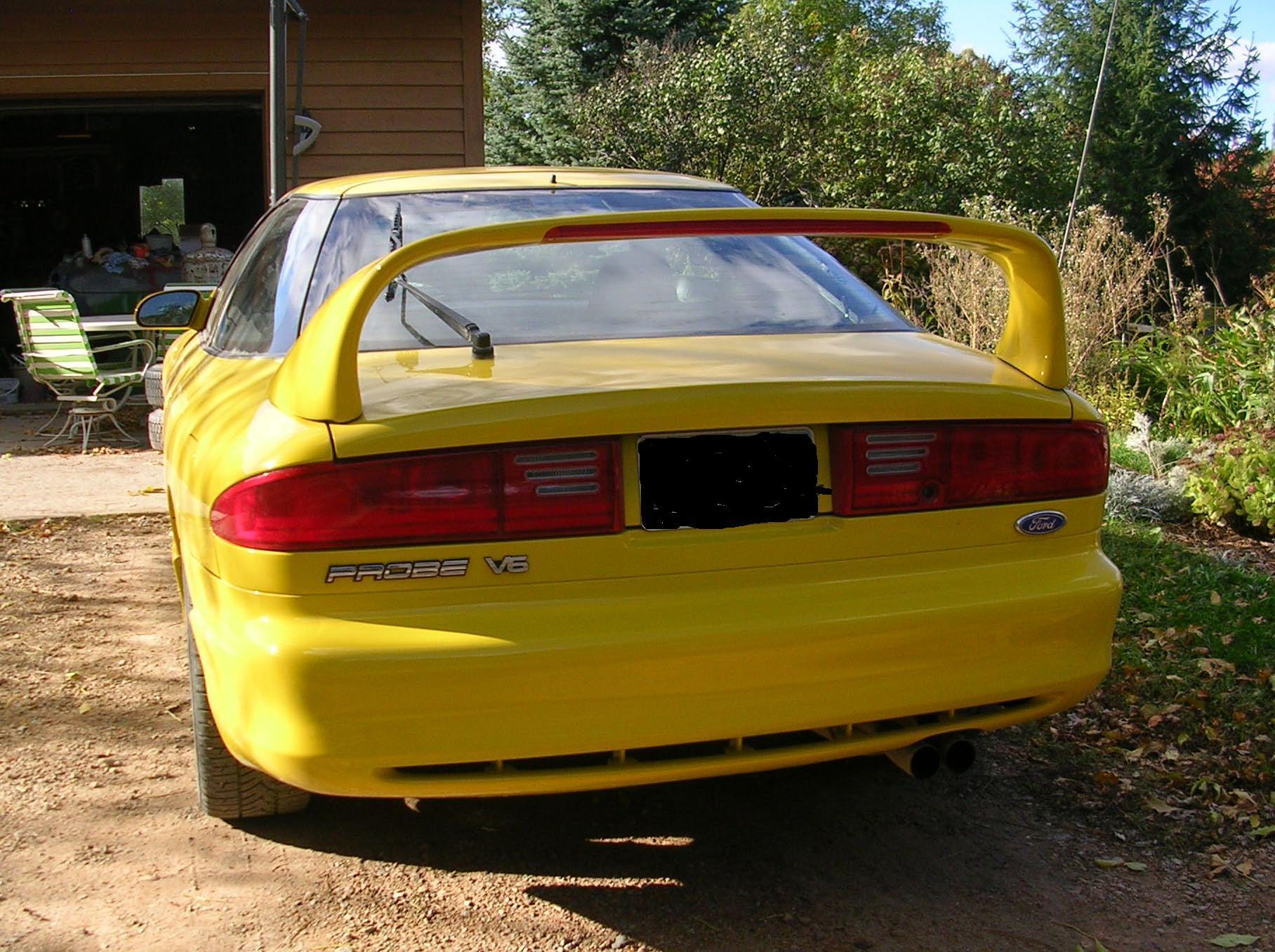 bartusek33's 1994 Ford Probe