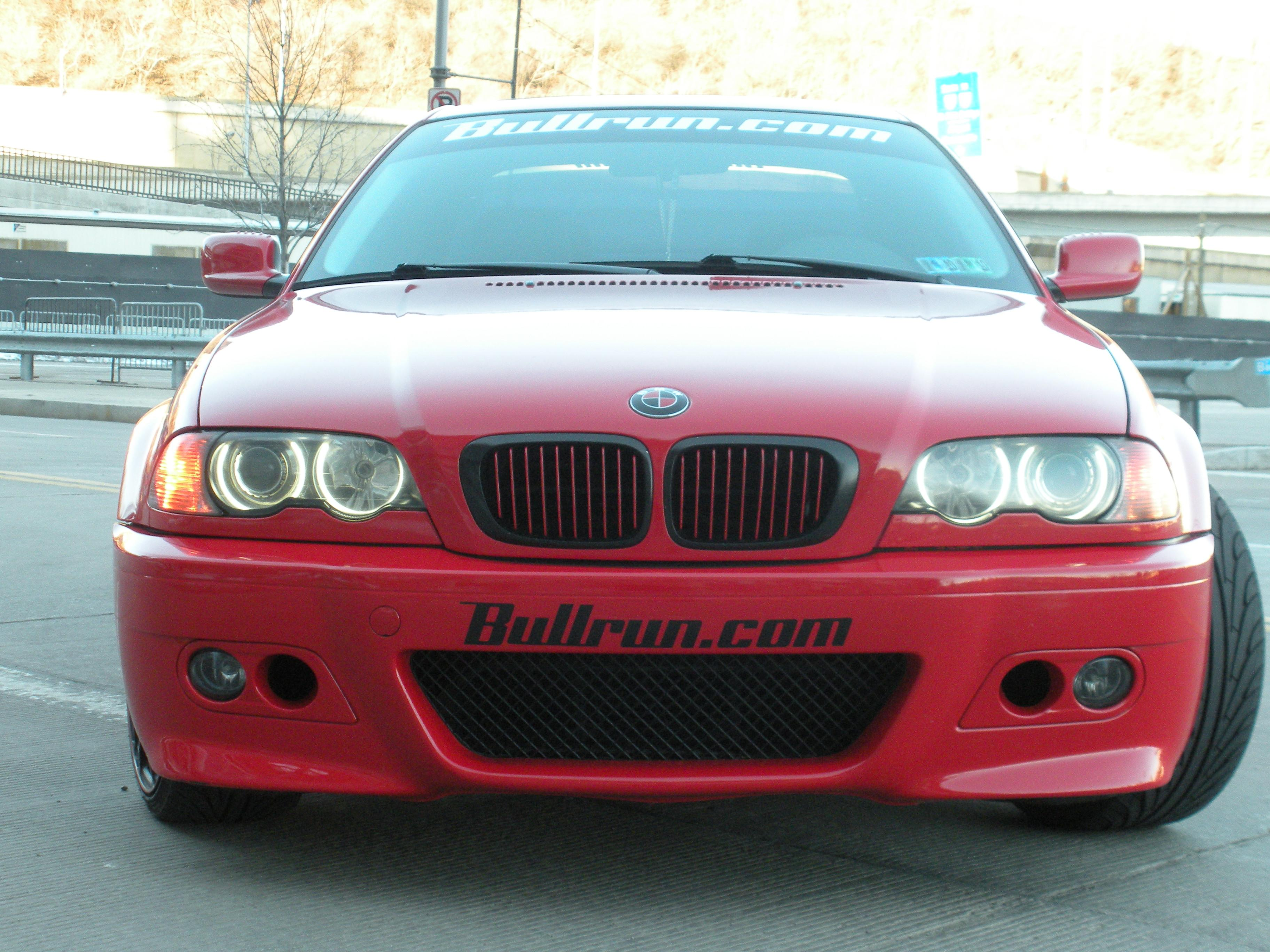 TeamBMW's 2000 BMW 3 Series