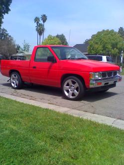 jesus sanchezs 1987 Nissan D21 Pick-Up
