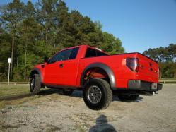 BullittChicks 2010 Ford F150 Super Cab