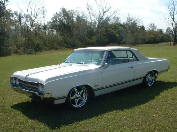 Another SHAGSRAGS 1965 Oldsmobile Cutlass post... - 14418650
