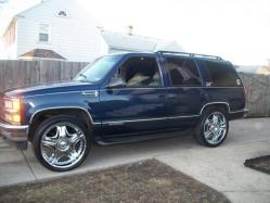 TreyG85s 1997 Chevrolet Tahoe