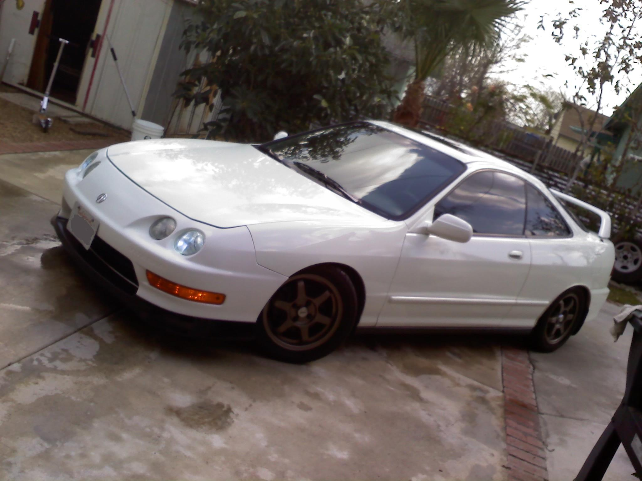 Falk3n16 1999 Acura Integrals Sport Coupe 2d Specs Photos Modification Info At Cardomain