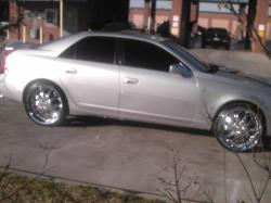 Polos 2005 Cadillac CTS