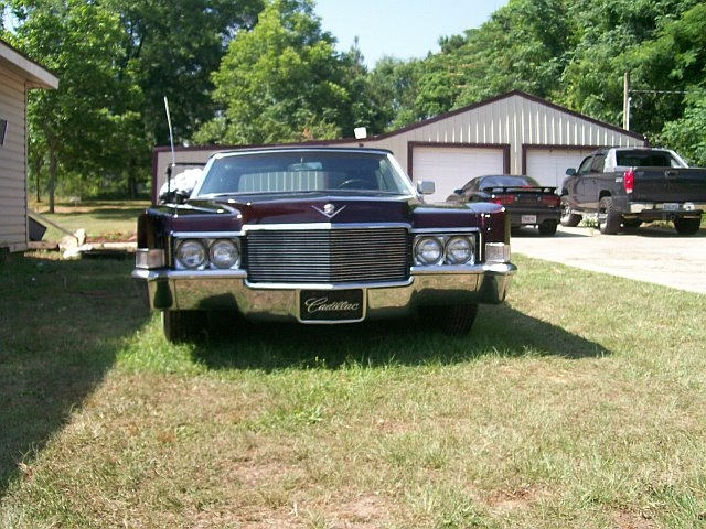 sosilly36081 1969 Cadillac DeVille 14418683