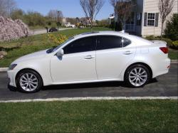 LexusAutosportss 2007 Lexus IS