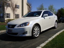 LexusAutosportss 2007 Lexus IS 250