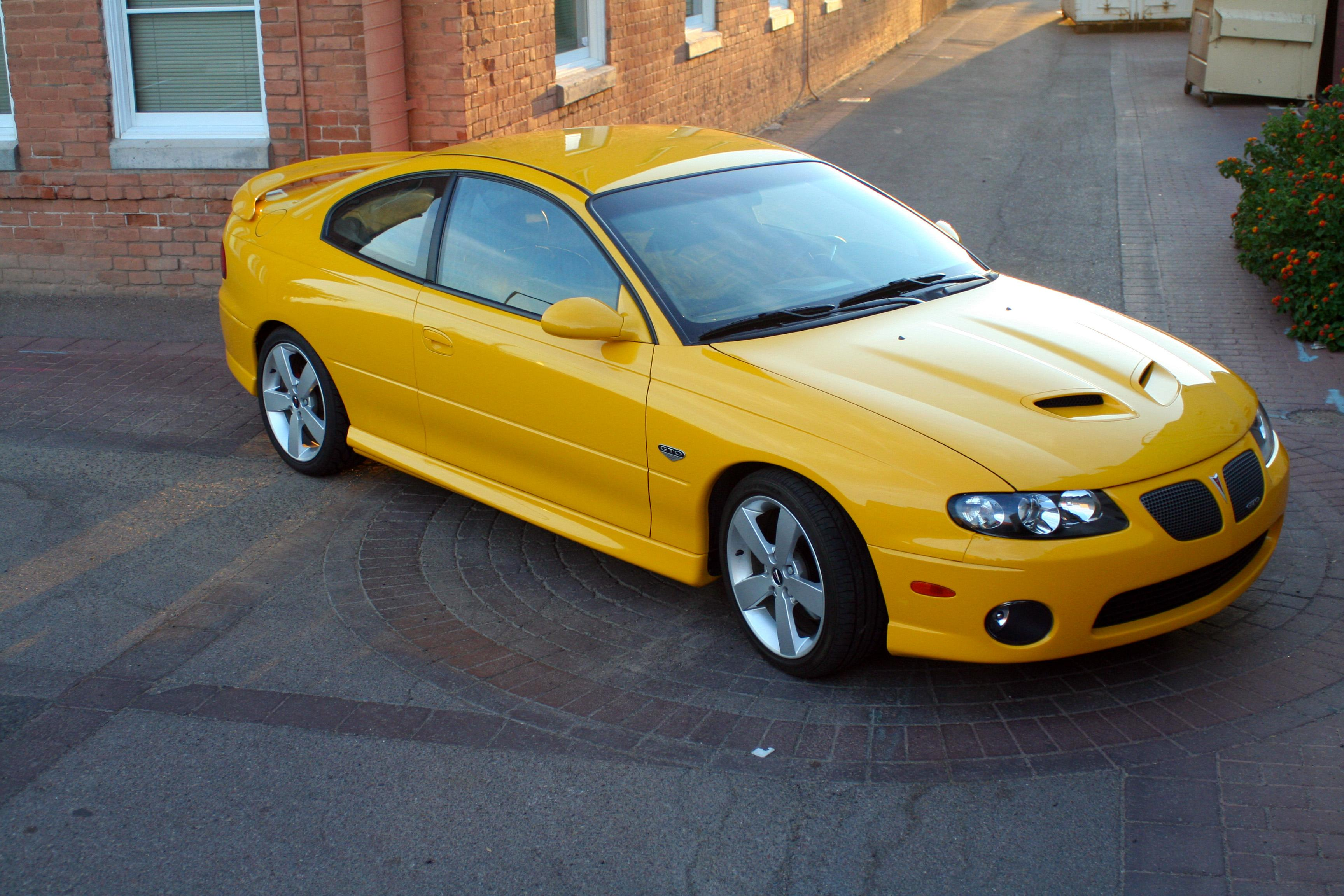 Tomh 2005 Pontiac GTOCoupe 2D Specs, Photos, Modification Info at ...